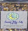 Rare Exotic Smoke Shop Blend - Sacred Blue Lily of the Nile Smoke