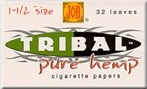 Tribal SingleWide Rolling Paper, Roll a Joint with Tribal Single Wide Rolling Paper