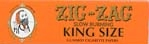 Zig-Zag King Size Rolling Paper, Roll a Joint with Zig-Zag King Size Rolling Paper